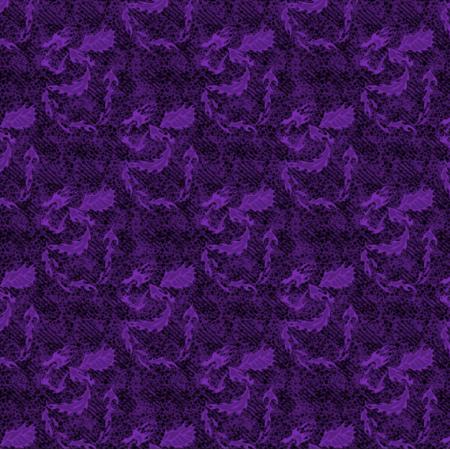 27215 | melanż wariacja smok fioletowy mały