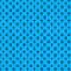 Fabric 27314 | Tribal Ying Yiang niebieski duży