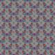 Fabric 27317 | motyl kwiat kolorowy mały