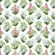 Fabric 27627 | ogrodowe love - III