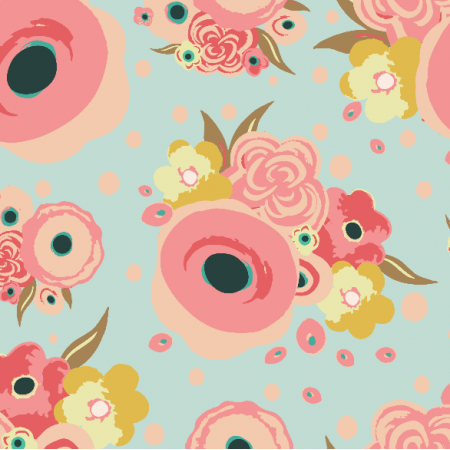 Fabric 2899 | Springtime