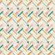 Tkanina 27687 | signal flags pink