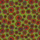 Fabric 27730 | Maki zielone