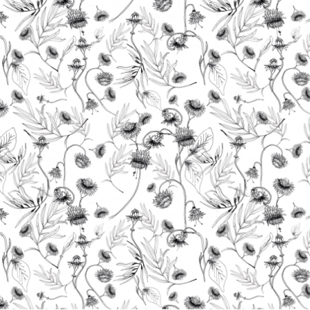 Fabric 27735 | contrast flowers0