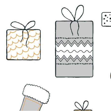 Fabric 27810 | SWIETA - PREZENTY