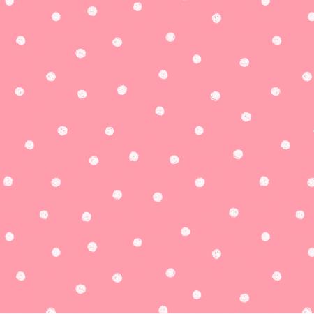 Fabric 2918 | POLKADOT_SMALL_PEACH