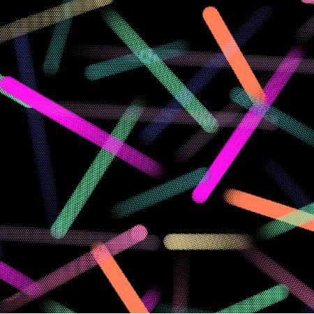 28239   Geometric lines on black background.0