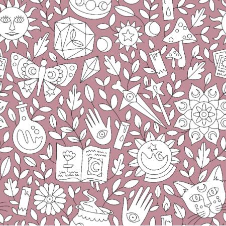28423 | Magiczne Symbole Róż Anna Grunduls Design