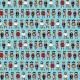 Fabric 2976   pirates