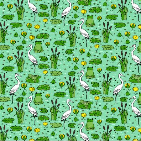 Fabric 2980 | swamp