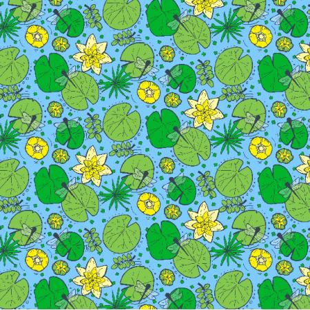 Fabric 2983 | swamp