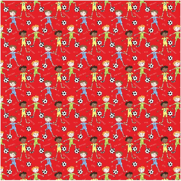 Tkanina 28585   pilka nozna XXL red