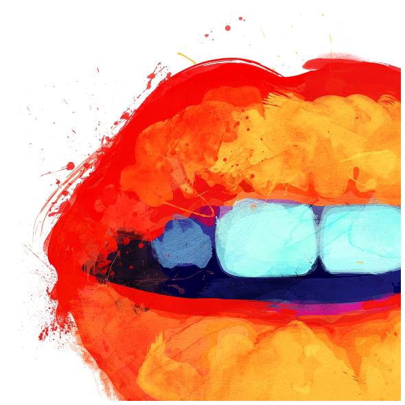 Tkanina 473 | lips 02