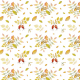 Fabric 29533 | Jesienny las