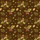 Fabric 29536   Jesienny las na Brązowym