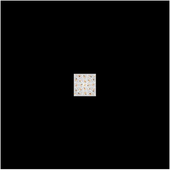 Fabric 29690   HALLOWEEN PAJĄKI 6