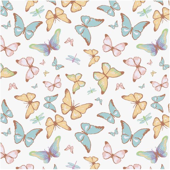 3119 | butterflies