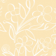 485 | floral tile in butter