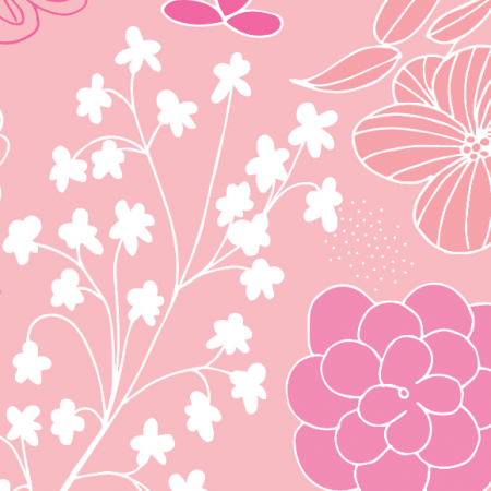 Fabric 488 | flower power