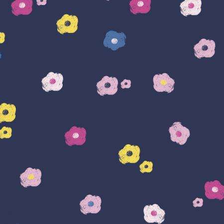 Fabric 493 | flower garden