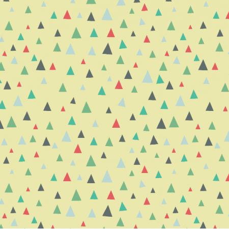 Fabric 3218   raindrops, pistachio