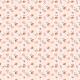 Tkanina 3219 | tumbling rose, pink