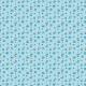 Fabric 3220 | tumbling rose, blue
