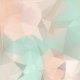 Tkanina 3234 | SERENITY & ROSE QUARTZ LOWPOLY