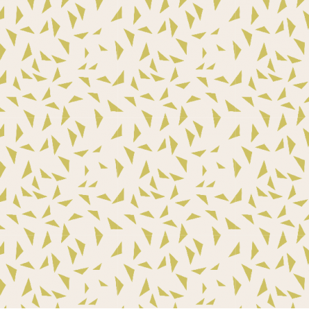 Fabric 3398 | scattered triangles