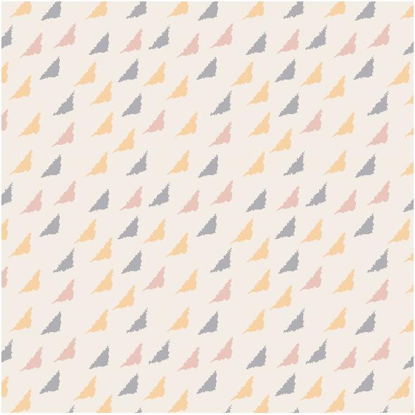 Fabric 3399 | triangles