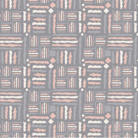 Fabric 3400 | tribal, dark