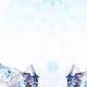 Tkanina 3449 | ABSTRACT ARCTIC ICE 01