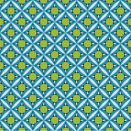 Fabric 3462 | ornamental pattern