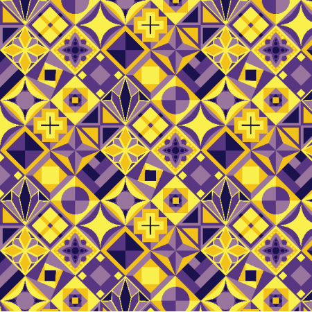 3464 | ornamental pattern