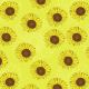 Tkanina 3469 | Sunflowers