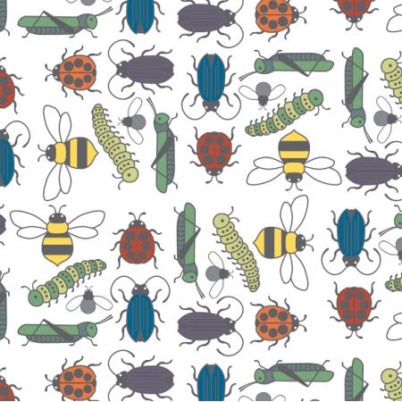Fabric 3514 | bugslife
