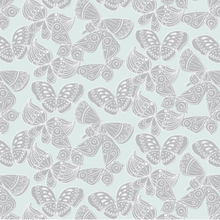 Fabric 3587 | Butterflies