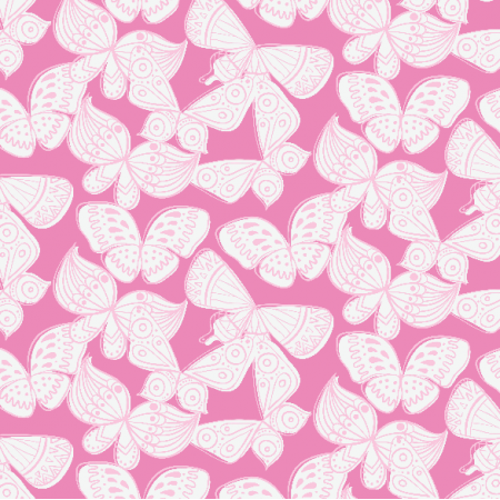 Fabric 3588 | butterflies