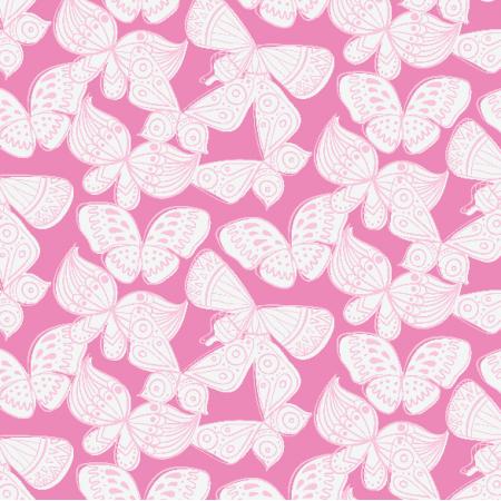 Fabric 3588 | butterflies