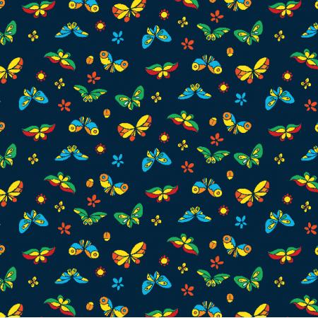 3603 | butterflies