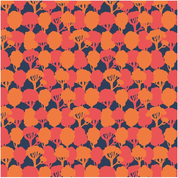 Tkanina 3627 | forest