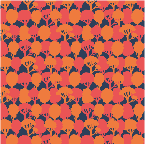 Fabric 3627 | forest