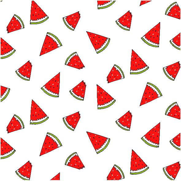 Tkanina 3707 | watermelons