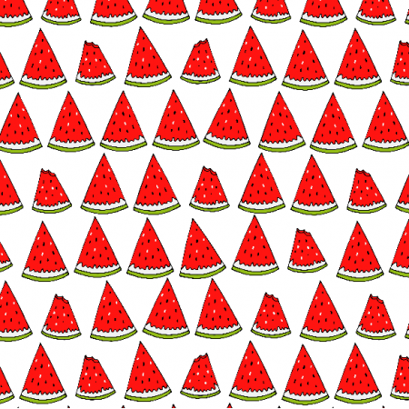 Fabric 3708 | watermelons