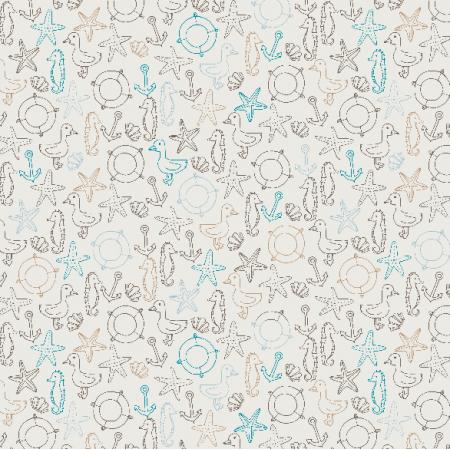 Fabric 3712 | sea