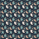 Fabric 3734 | I whale always love you