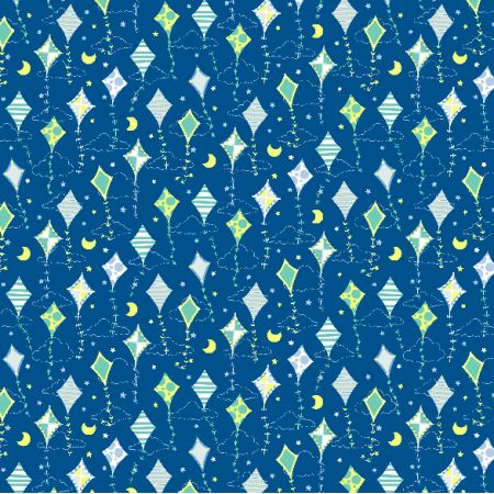 Fabric 3915 | kites