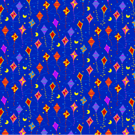 Fabric 3916 | kites