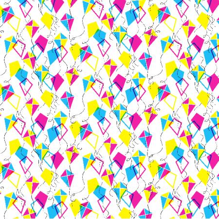 Tkanina 3922 | kites