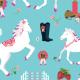 Tkanina 3976 | strawberry fayre